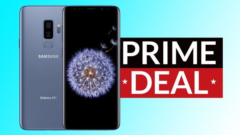 Amazing Samsung Galaxy S9 Plus deal is an Amazon Prime Day super saver   T3
