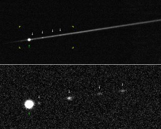 Asteroid P/2012 F5