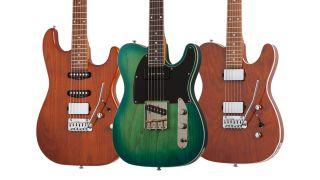 Schecter electric guitars