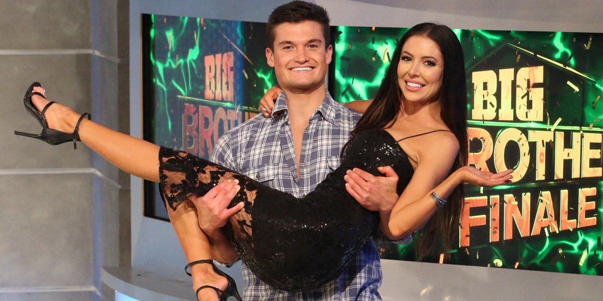 Holly Allen Jackson Michie Big Brother CBS