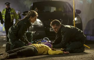 Casualty star Michael Stevenson: Iain Dean blames himself for Sam death crash