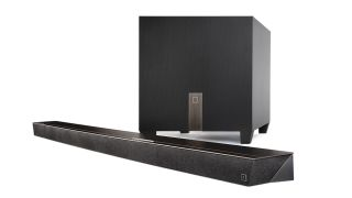 Definitive Technology's Studio Slim is a stylish, streaming-savvy soundbar
