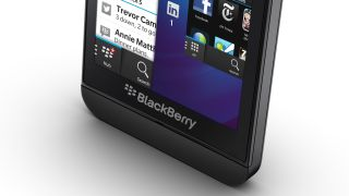 BlackBerry may have refused Apple advances saved fans from the enemy capture