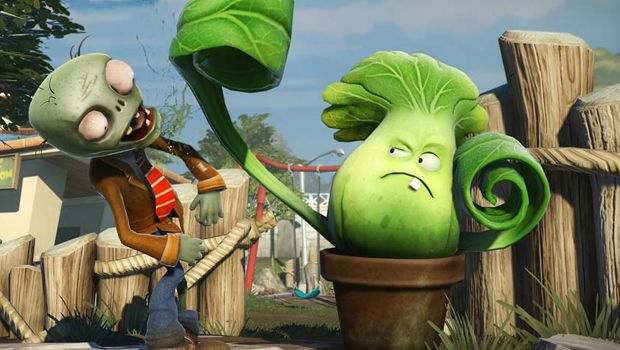 New Plants vs. Zombies trademark might be teasing the name of the next Garden Warfare game