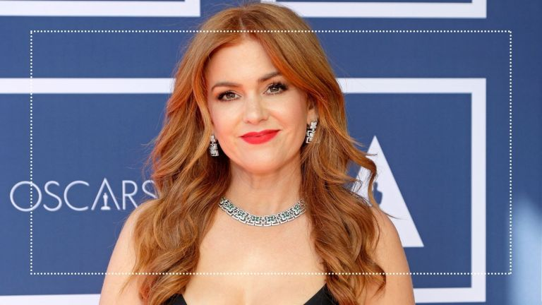 long hairstyles main image of Isla Fisher