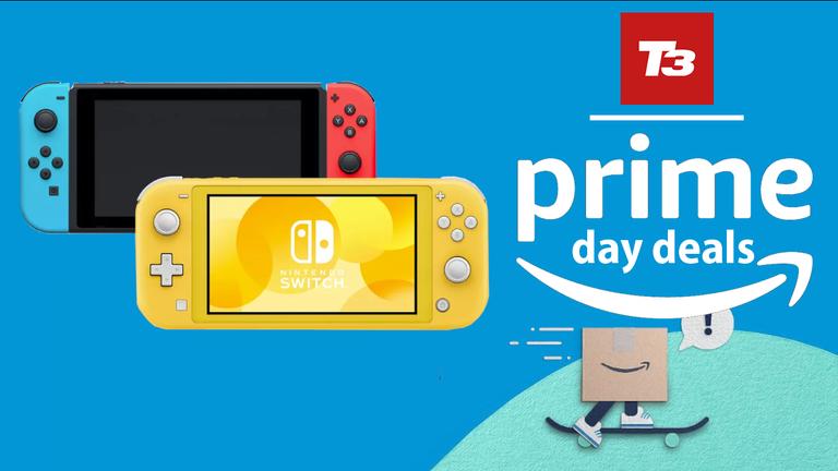 Prime Day Nintendo Switch
