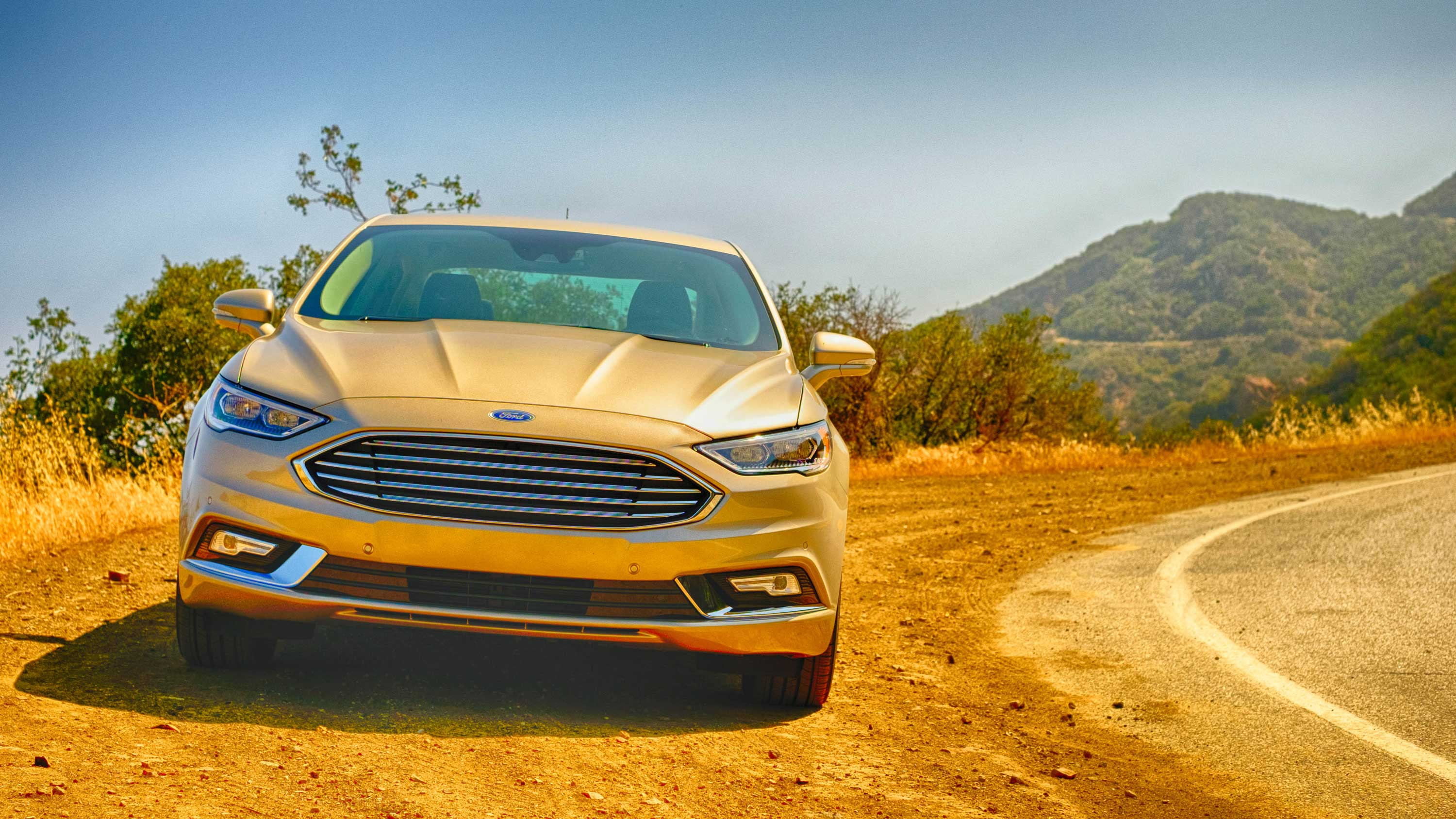The 2017 Ford Fusion Is Best Mid Size Car You Can