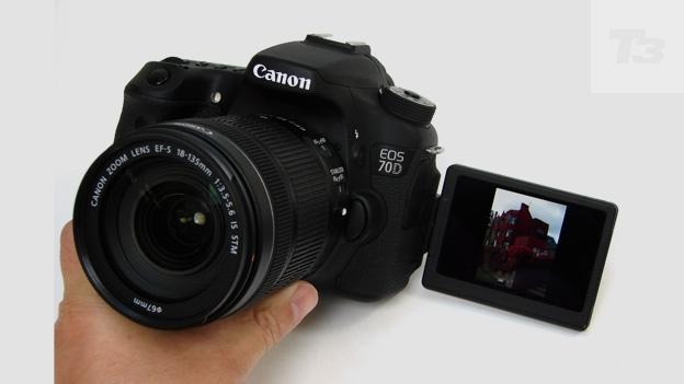 Canon EOS 70D review | T3