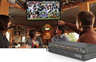 WyreStorm to Show Dual 4K Output HDMI and HDBaseT Multiview Scaling Switchers at InfoComm
