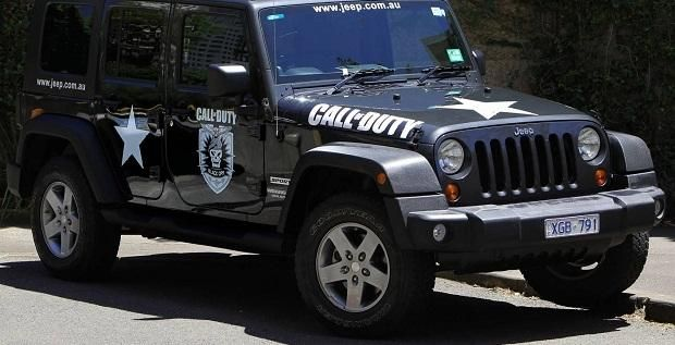 Buy A Call Of Duty Jeep For Just 30 000 Gamesradar