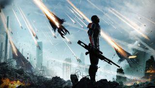 Mass Effect 3 pose1