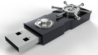 One small USB stick can cause havoc when lost