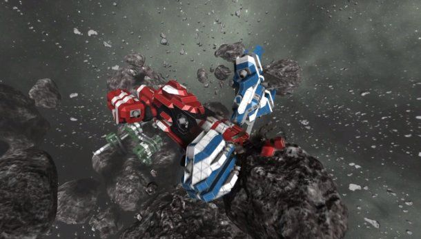 Creation Destruction 2013 Core Radio: Space Engineers Trailer Shows Its Destructive Side, Steam