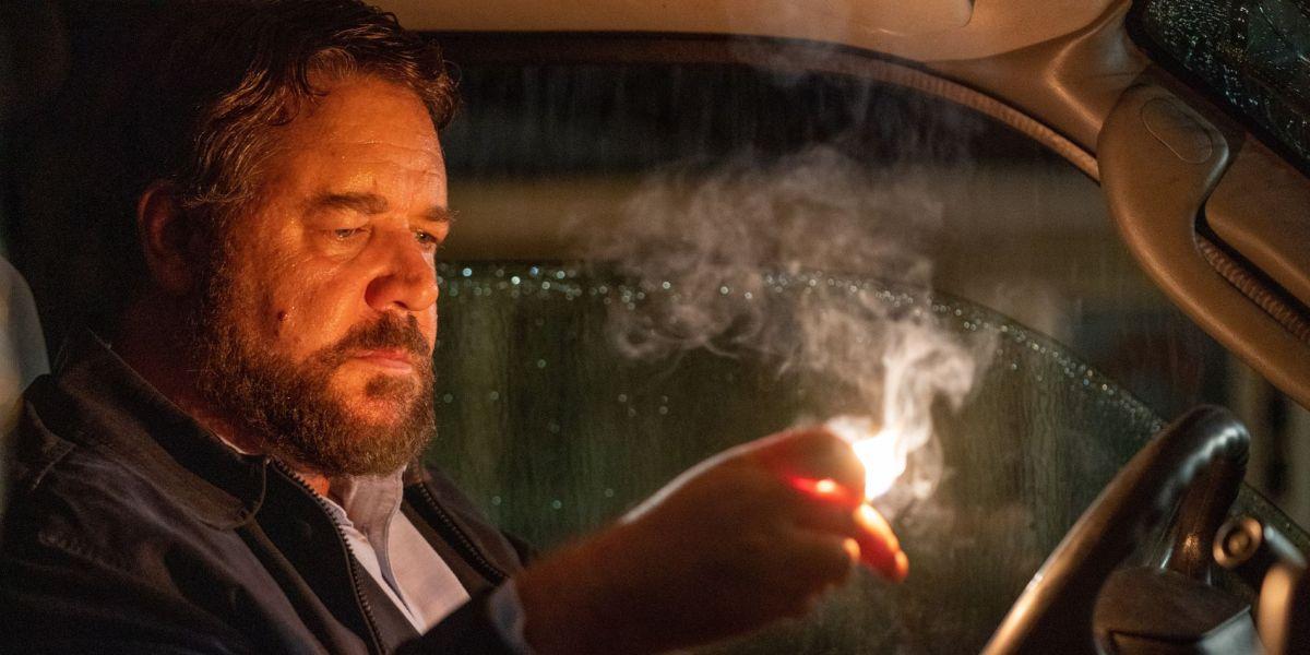 Russell Crowe Unhinged