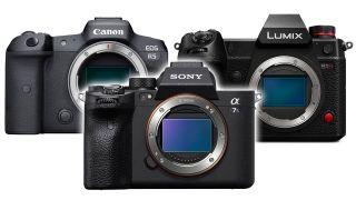 Sony A7S III vs Panasonic S1H vs Canon EOS R5