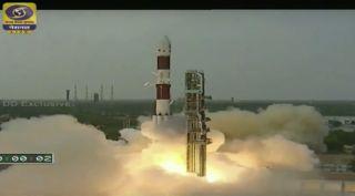 India's Astrosat Launch