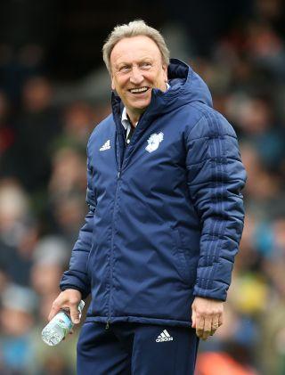 Fulham v Cardiff City – Premier League – Craven Cottage