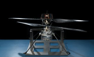 NASA's Mars Helicopter Whirls Through Tests on Way to 2020 Launch