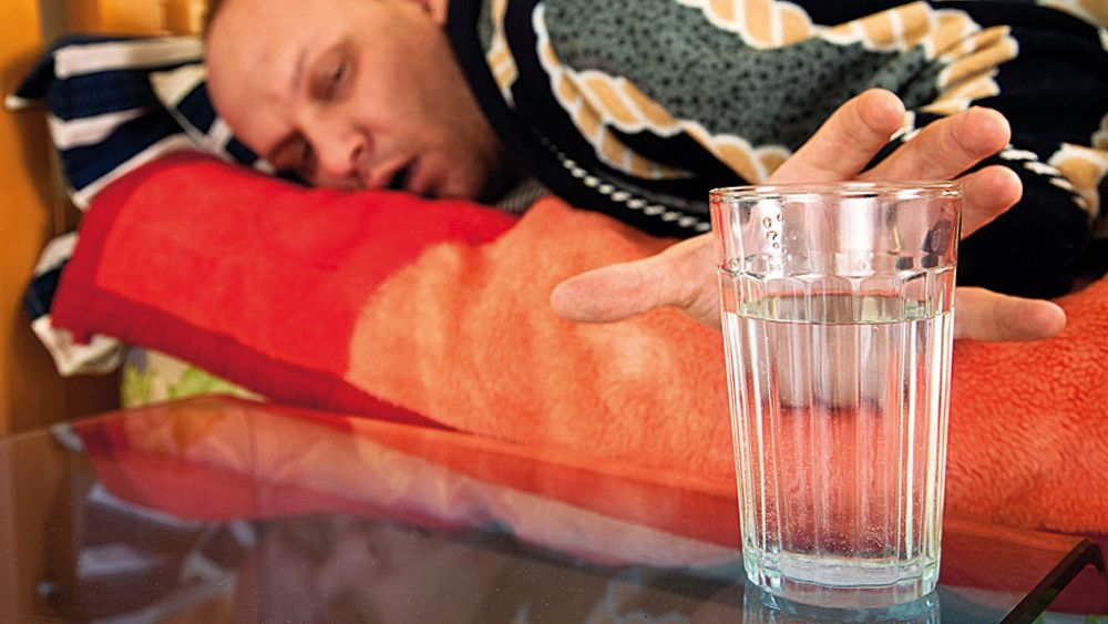 A hangover cure that actually works, plus other tales
