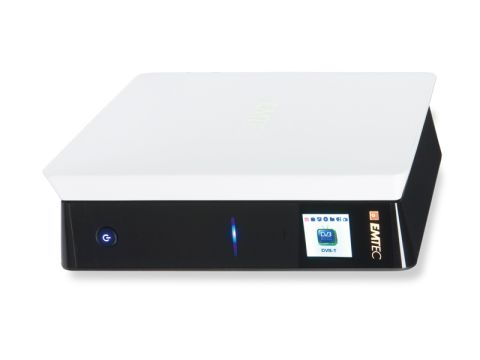 Emtec S800 HDD Movie Cube-Main