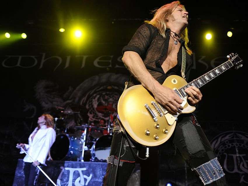 INTERVIEW: Whitesnake guitarist Doug Aldrich on Forevermore | MusicRadar