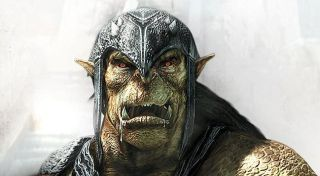Dark Messiah of Might and Magic orc