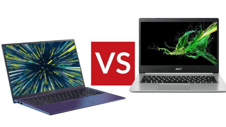 Asus Vivobook 15 vs Acer Aspire 5