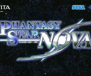 Phantasy Star Nova is a single-player centric Vita game