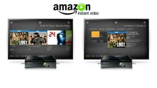 Xbox live Amazon Streaming