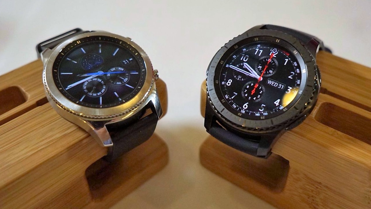 Samsung Gear S2 and S3 smartwatches finally get friendly with iPhone