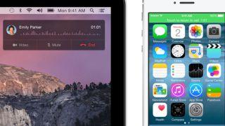 Handoff OS X 10.10 Yosemite