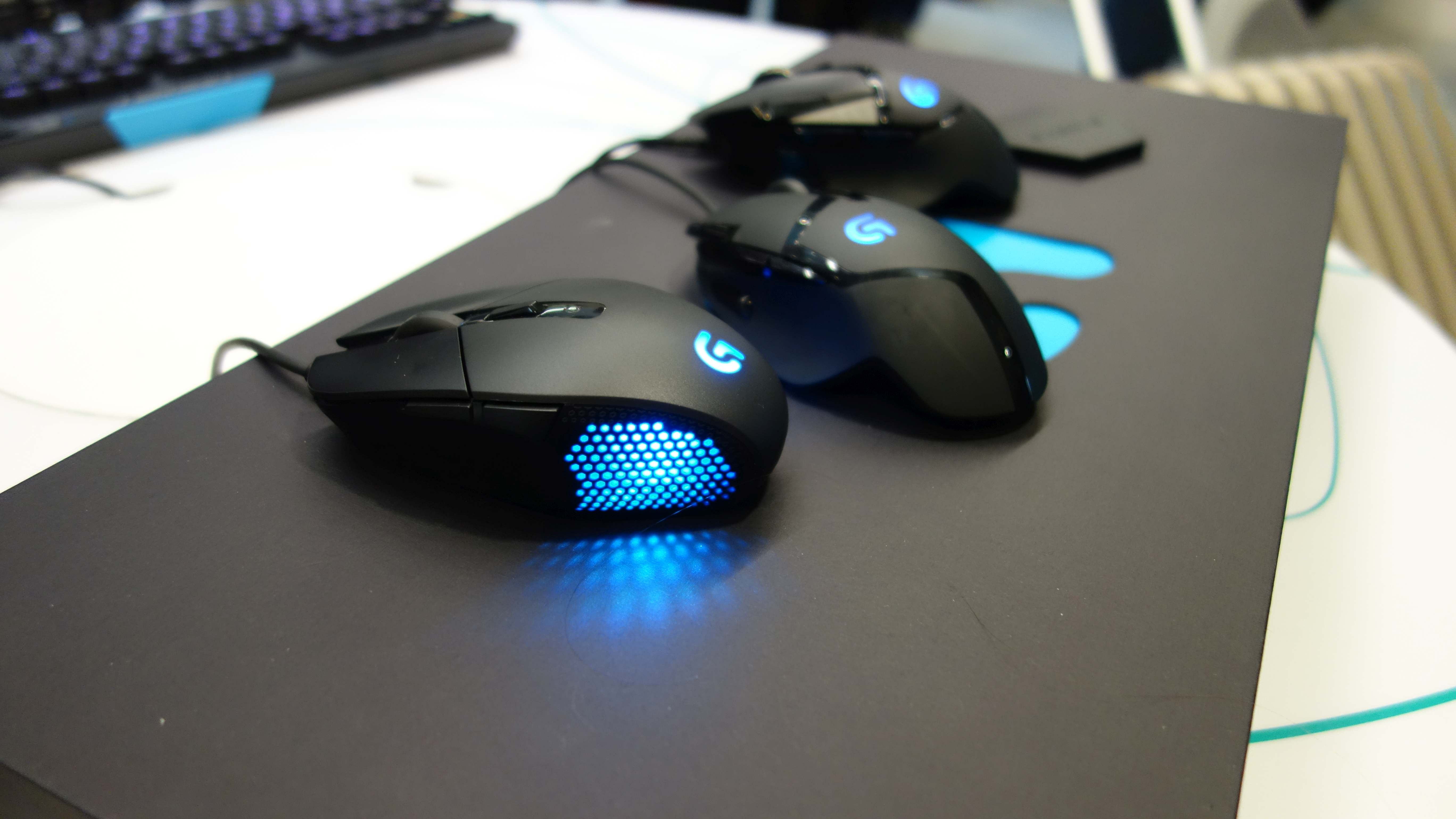 An Inside Look at How Logitech Designs Its Gaming Mice | PC Gamer