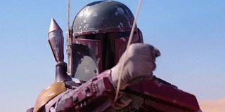 Boba Fett Return of the Jedi movie