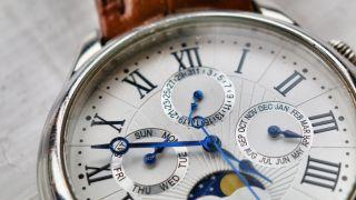 Classic wristwatch image