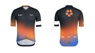 Rapha Tour For All jersey