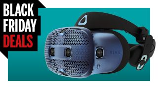 Black Friday banner for HTC Vive Cosmos