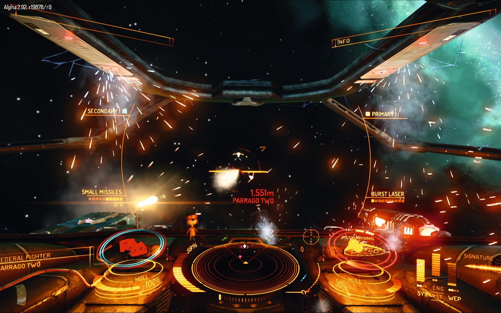 """Elite: Dangerous boss says online-only is """"the right decision"""""""