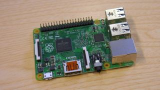 Raspberry Pi: The board