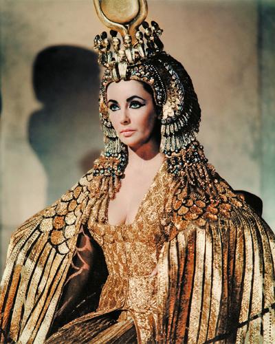 Resultado de imagen para Elizabeth Taylor cleopatra