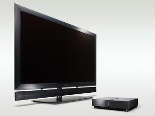 Toshiba Cell Regza 3D TV