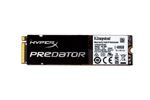 Kingston HyperX Predator NVMe 1 Front