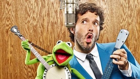 Bret McKenzie writing Labyrinth-style fairytale musical comedy