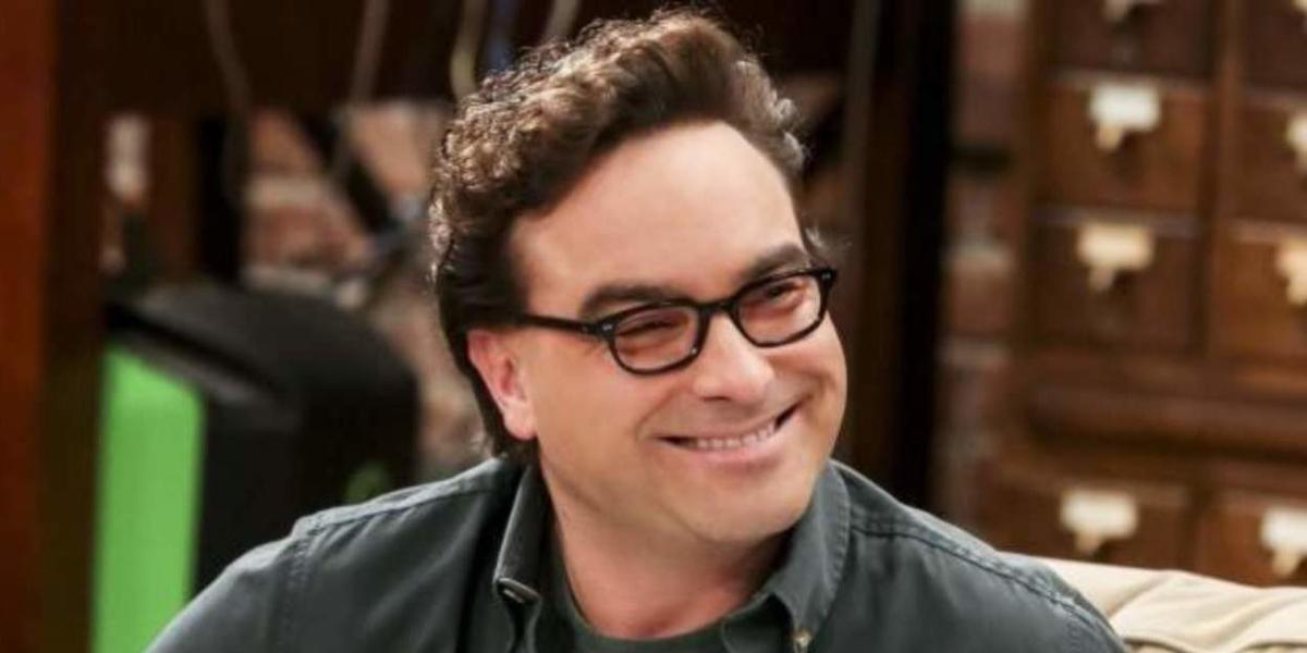 Johnny Galecki on The Big Bang Theory