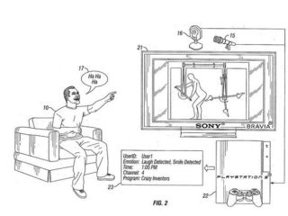 Sony patents a controller for PlayStation 3 that knows when you are happy, sad, angry or excited
