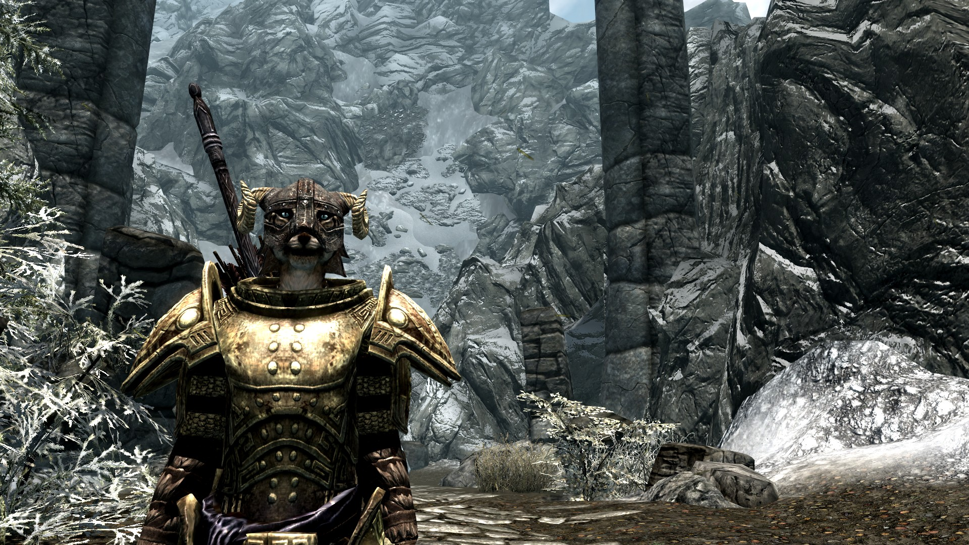 Skyrim: Show us your Dragonborn (and we'll show you ours