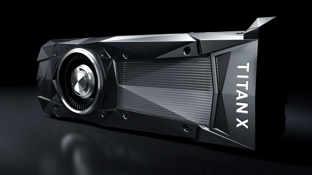 The Nvidia Titan X graphics card is back and irresponsibly overpowered