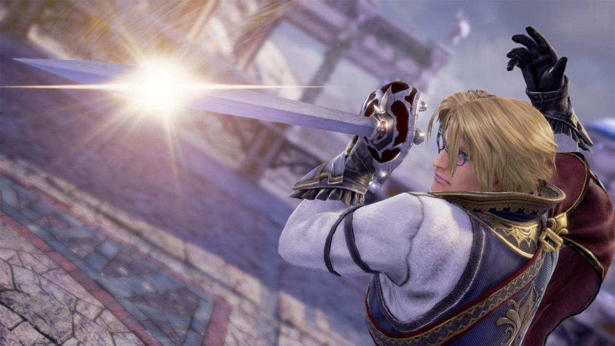Raphael has been confirmed for Soulcalibur 6