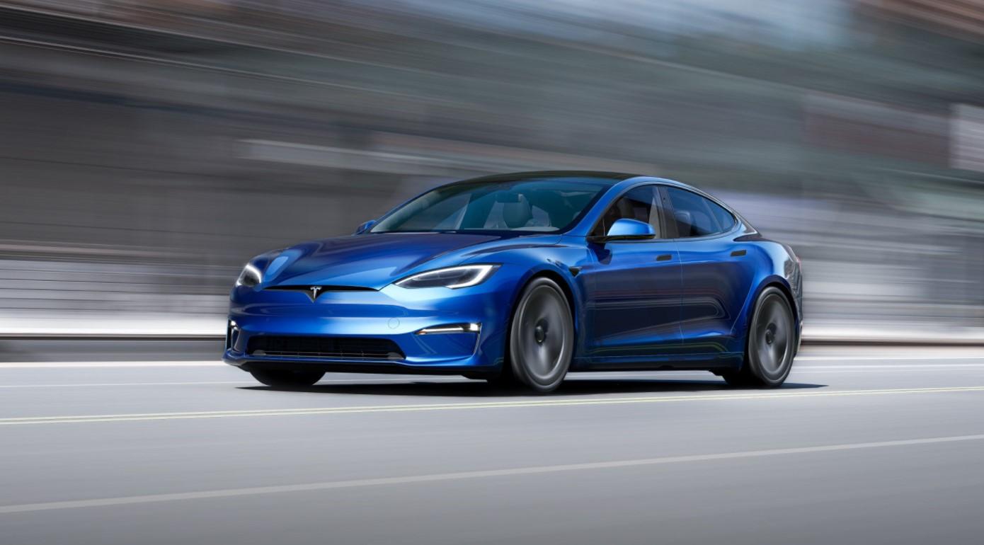 Tesla Model S Plaid: performance