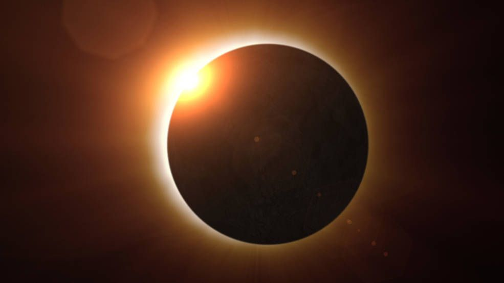 The total solar eclipse of 2020: What time does it begin?