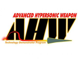 Advanced Hypersonic Weapon Logo